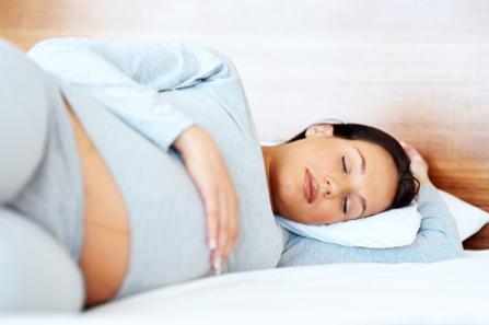 Spavanje u trudnoći